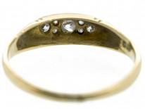 Victorian 18ct Gold & Diamond Ring