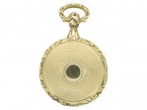Georgian 18ct Gold Vinaigrette Locket