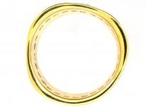 1970s 18ct Gold & Diamond Ring by De Vroomen