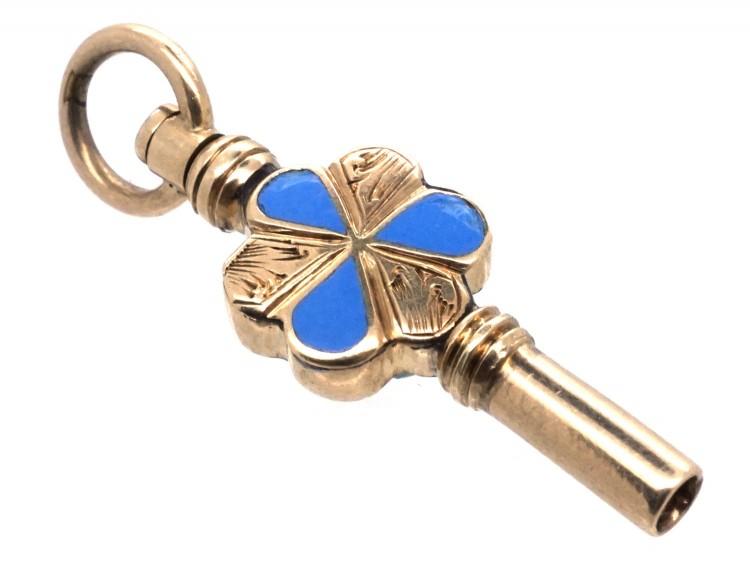 Regency Gold Watch Key