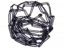 Silesian Iron Long Guard Chain