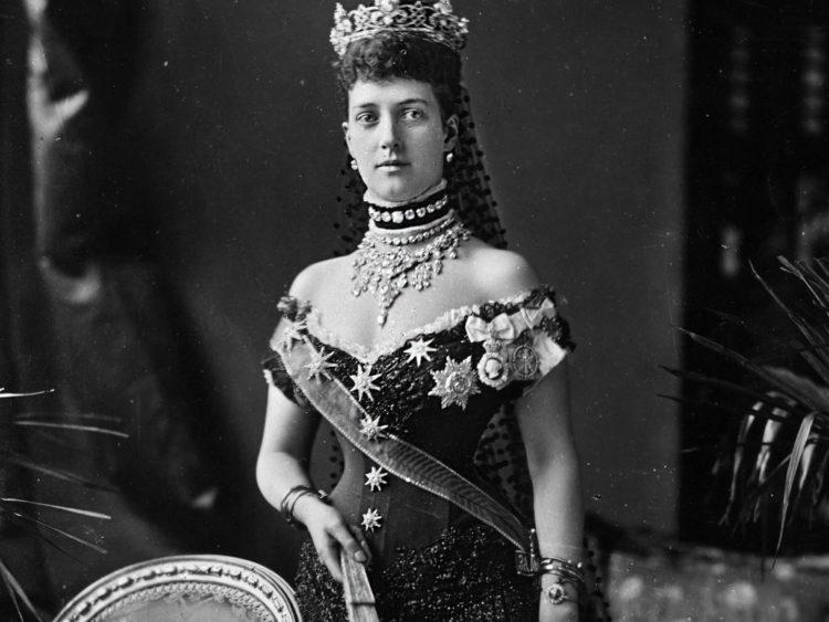 Style Icon: Princess Alexandra of Denmark
