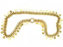 Victorian 15ct Gold Collar
