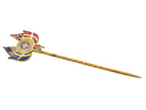 Shipping Company DFDS Tie Pin