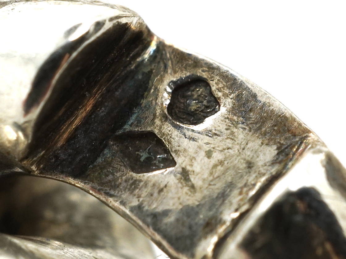 Wide Silver Curb Bracelet