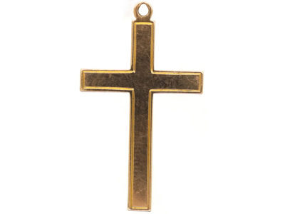 9ct Gold Cross