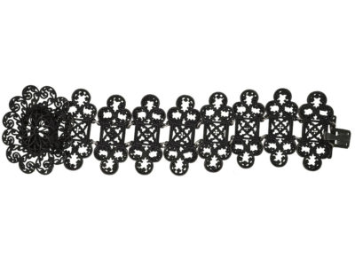 Berlin Iron Bracelet