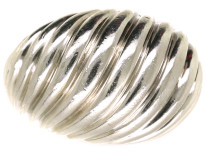 Silver Coil Ring