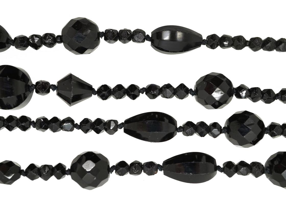 Victorian Vauxhall Glass Guard Chain