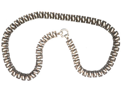 Early 20th Century Silver Chain