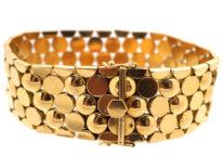 18ct Gold Articulated Bracelet