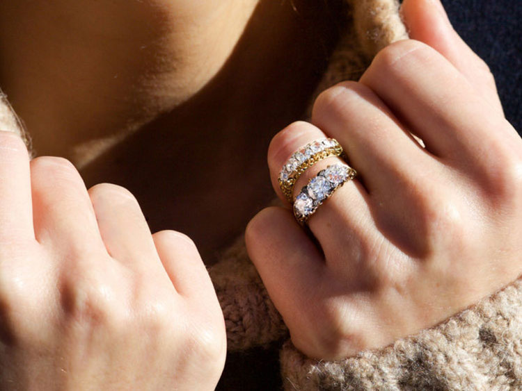 10 Of Our Best… Diamond Rings