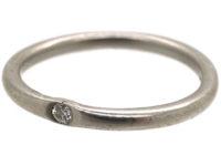 Platinum & Diamond Wedding Ring