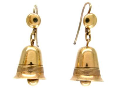 Antique jewellery bells