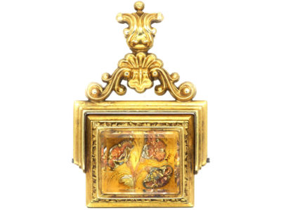 William 1V Three Colour Gold Seal