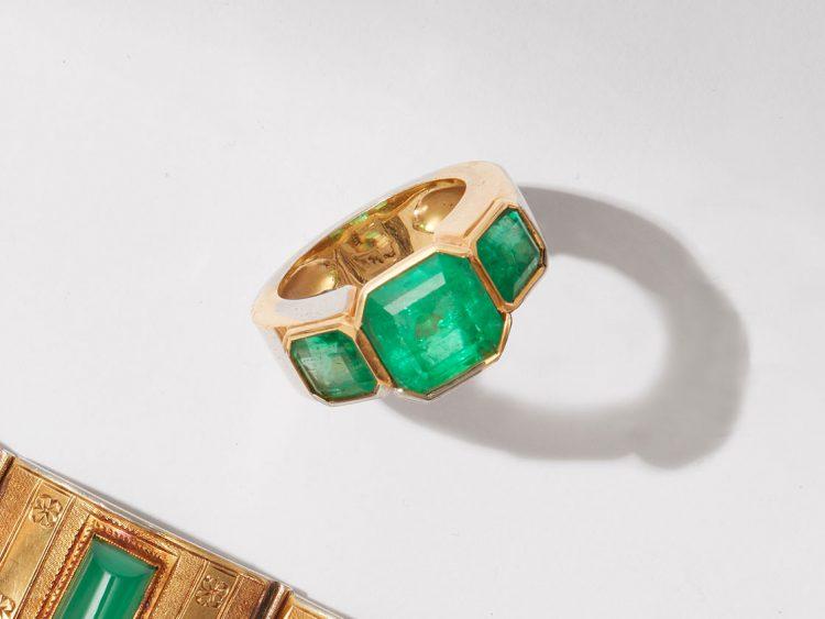 May's Birthstone: Emerald