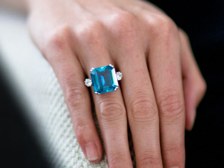 Something Blue: From Sapphire to Turquoise