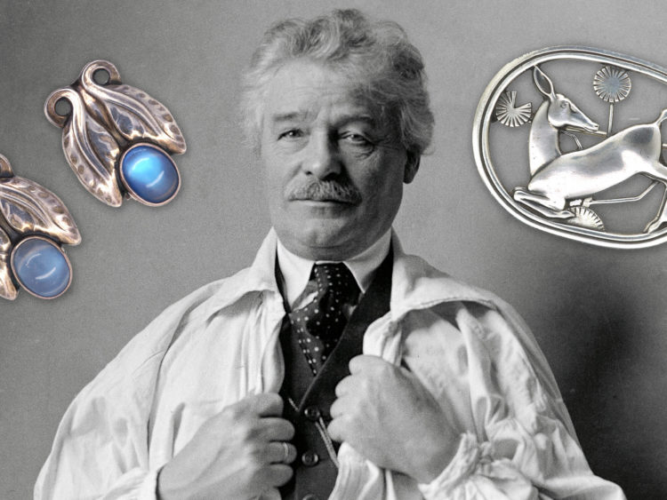 Georg Jensen: Pioneering 20th Century Design