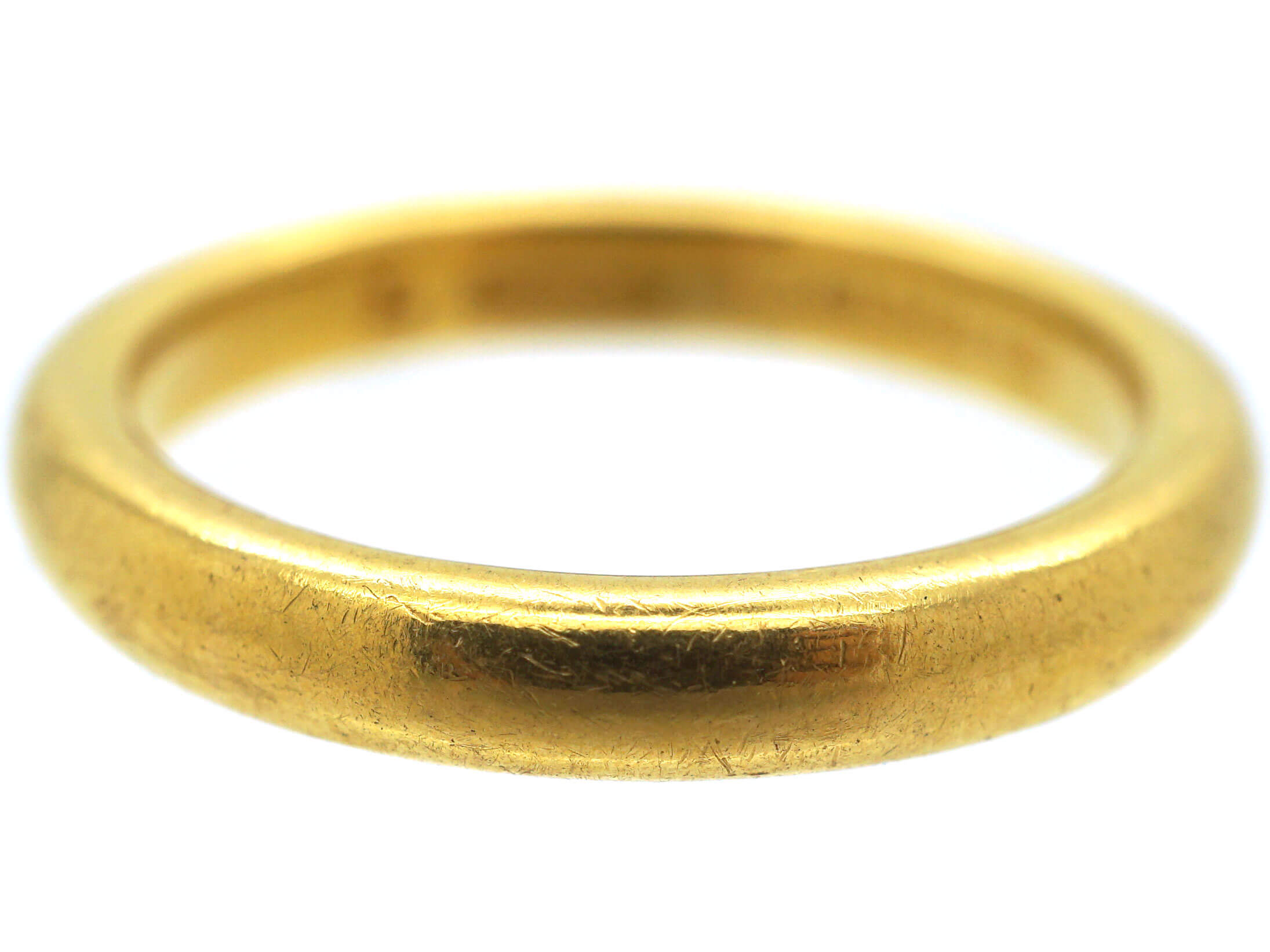 22ct Gold Wedding Ring