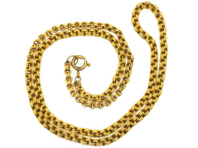 Victorian 15ct Gold Chain