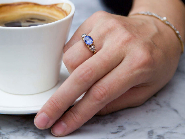A Jewel For Every Month: Birthstone Engagement Rings