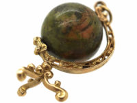 9ct Gold Globe Globe
