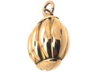 Victorian 15ct Gold Water Melon Locket