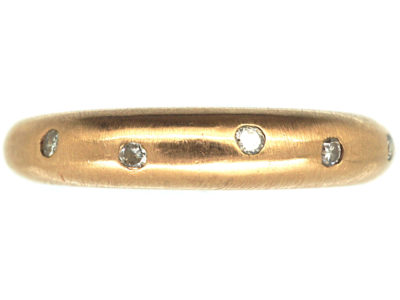 14ct Gold & Diamond Ring