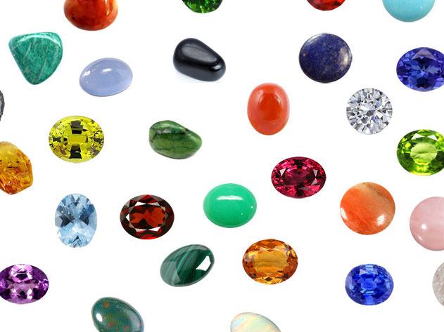 An A-Z of Gemstones