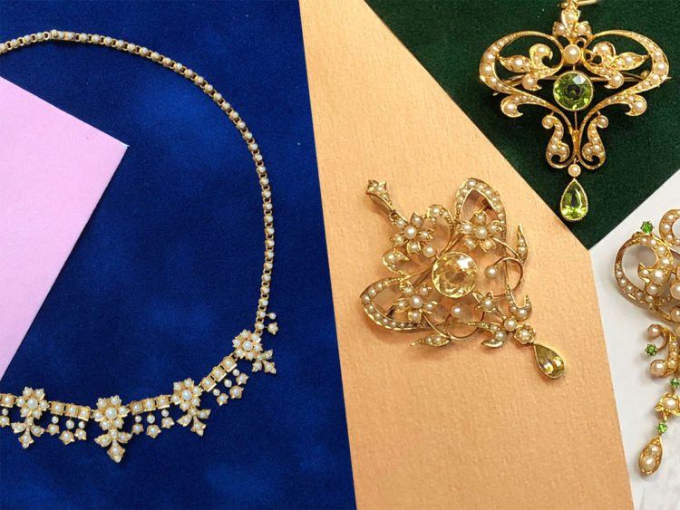 10 Reasons to Buy Antique & Vintage Jewellery