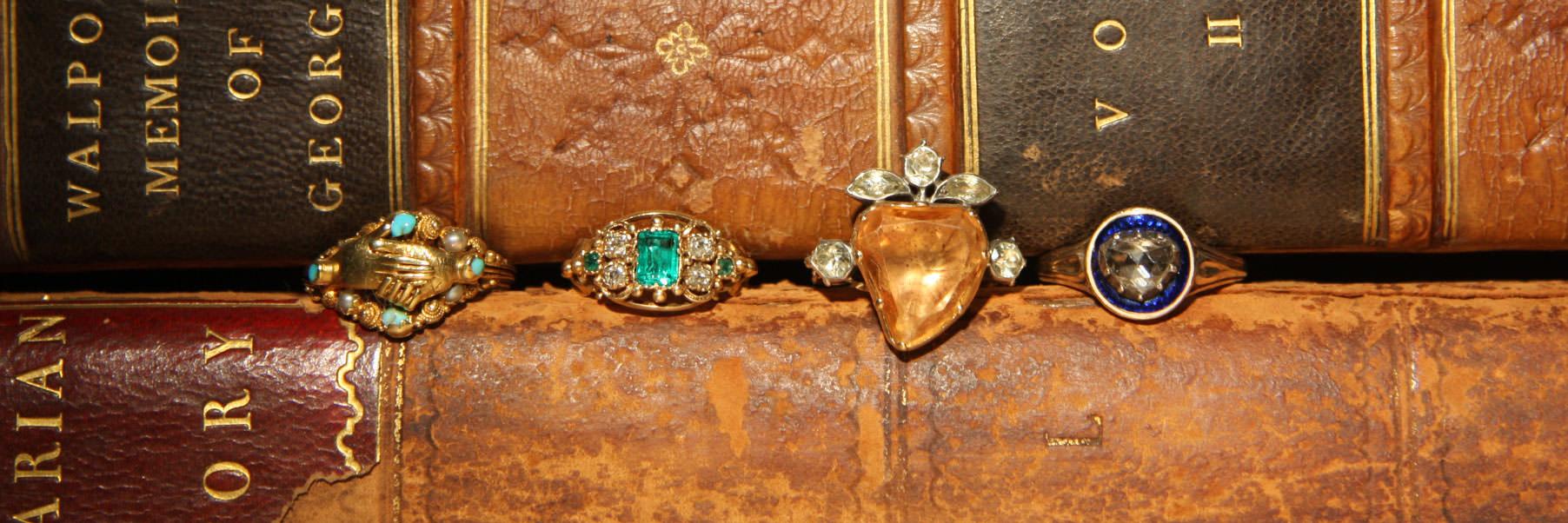 A Guide to Georgian Jewellery