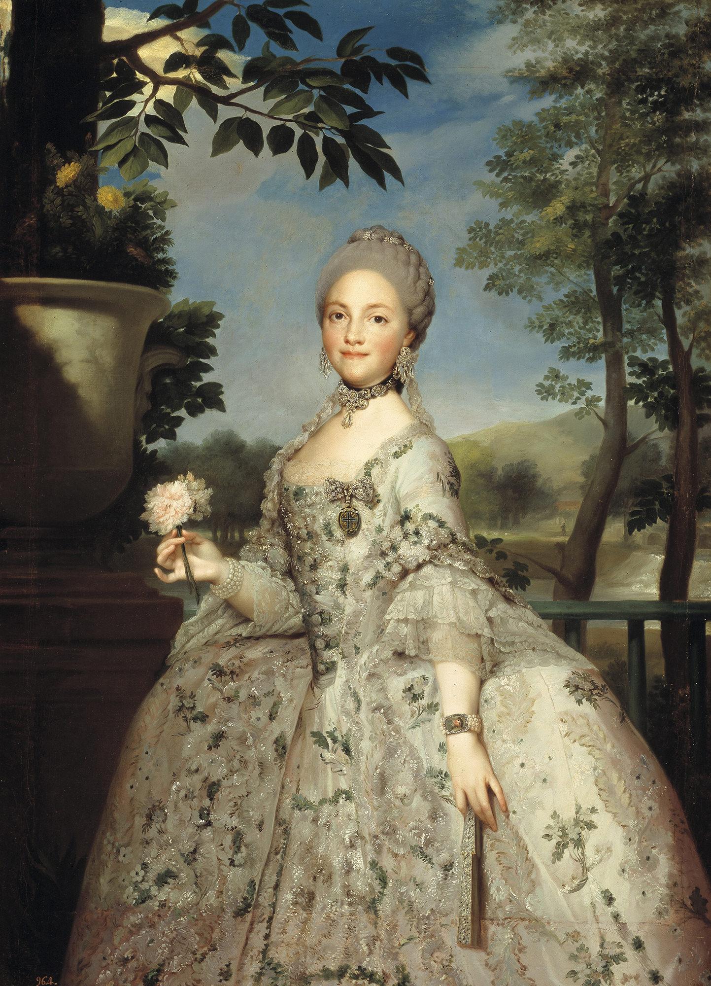 Isabella Borbone Parma