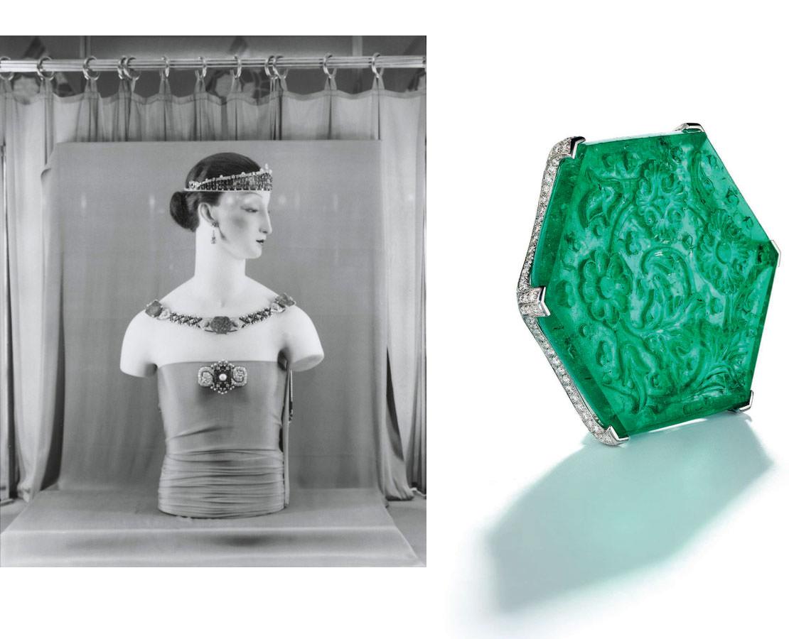 Taj Mahal Emerald