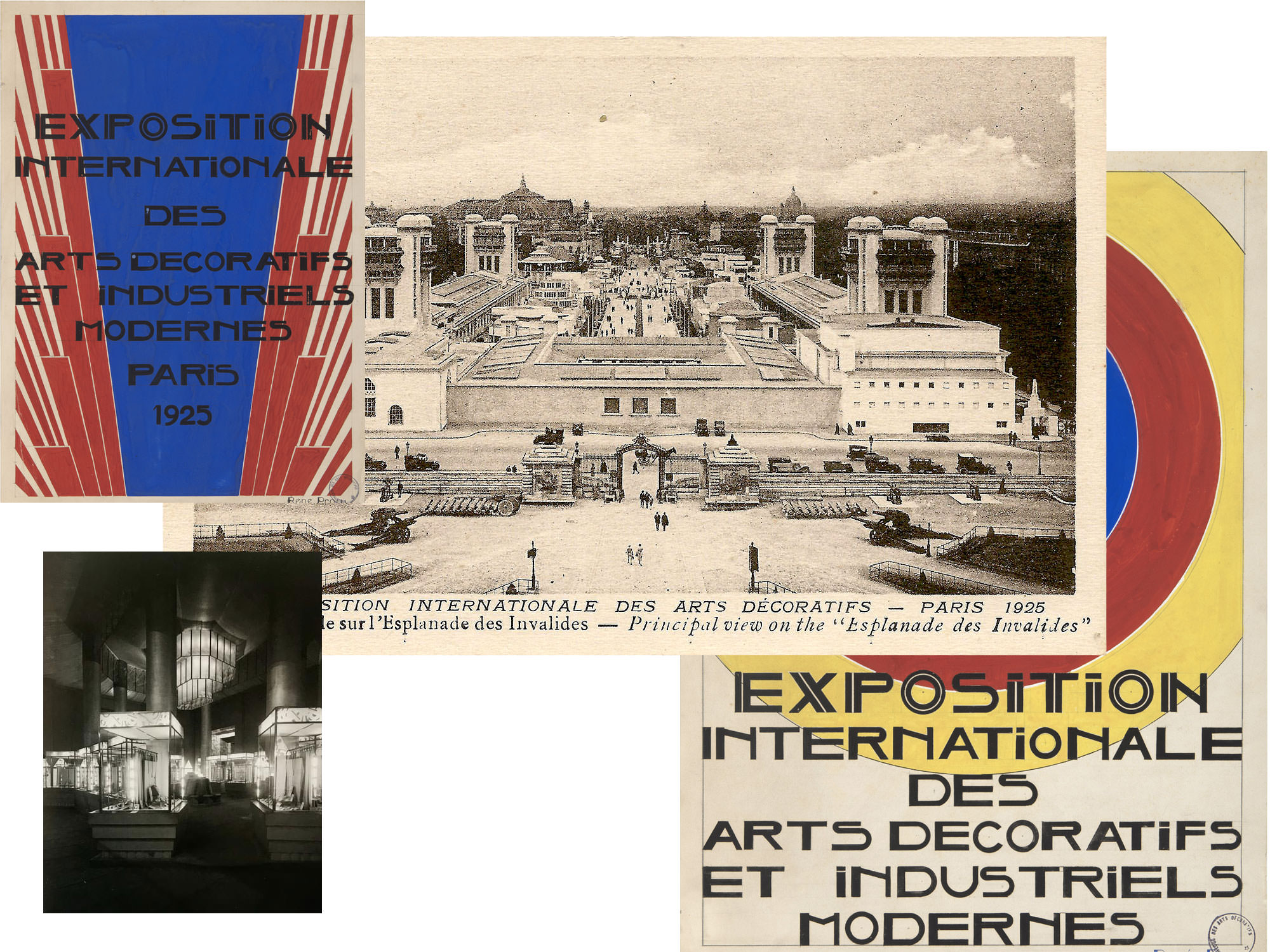 Exposition International des Arts Décoratifs et Industriels Modernes