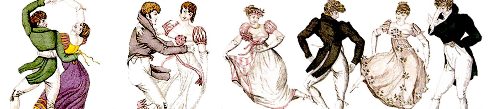 Georgian dancers