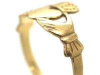 Irish 9ct Gold Claddagh Ring