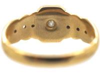 Edwardian 18ct Gold & Diamond Ring
