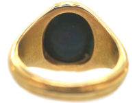 Victorian 18ct Gold & Bloodstone Ring