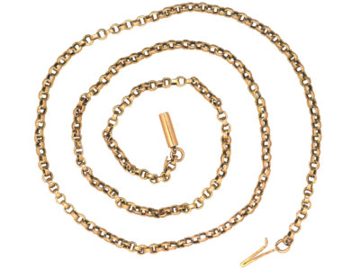 Victorian 9ct Gold Chain