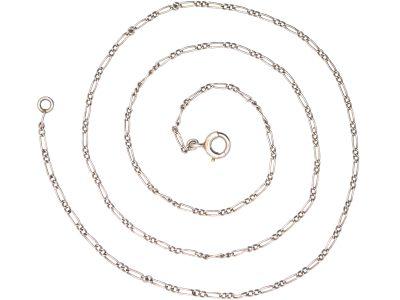 Edwardian Platinum Chain