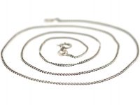 Platinum Trace Link Chain