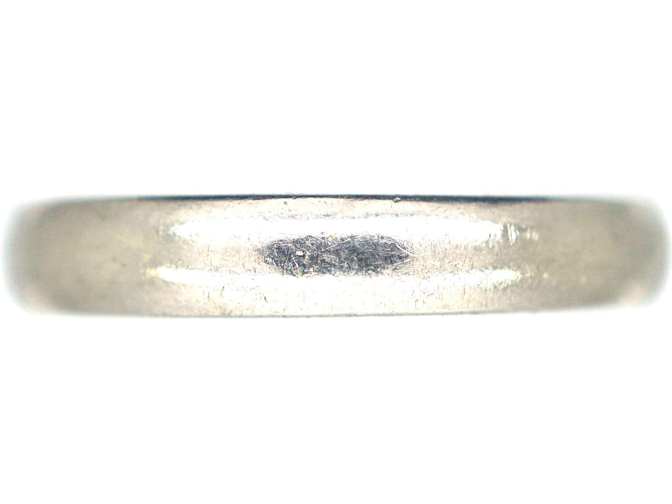 Platinum Wedding Ring