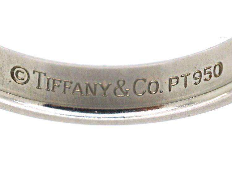Platinum Wedding Band by Tiffany