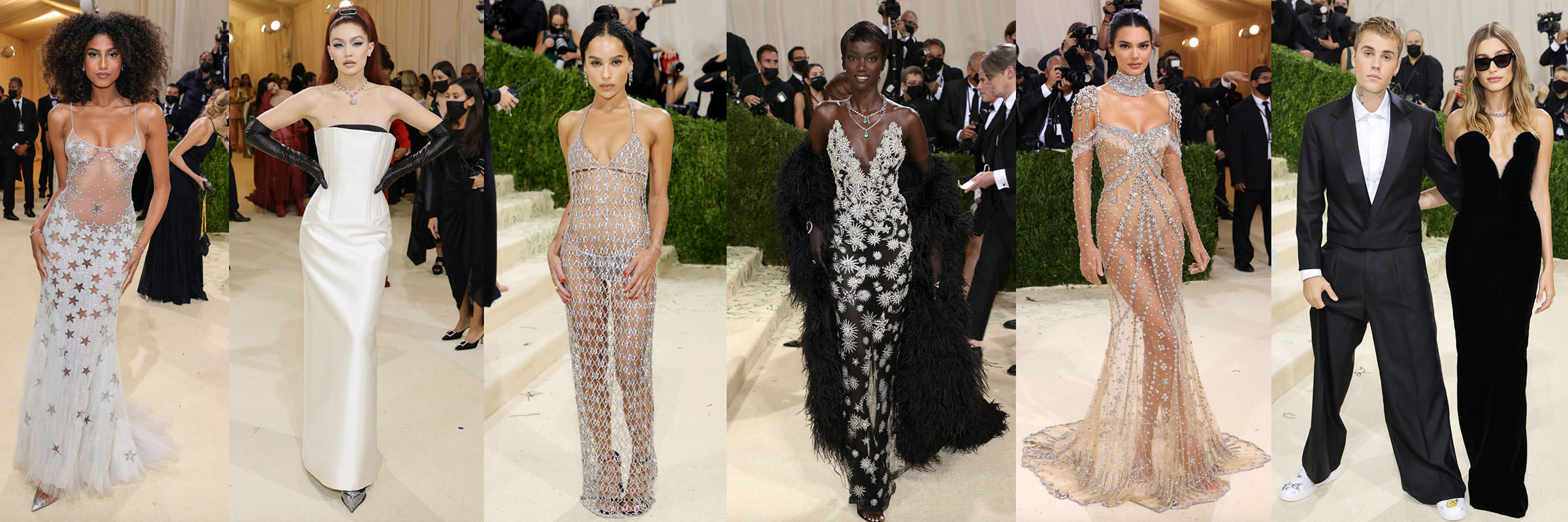 The Best Jewellery from the 2021 Met Gala