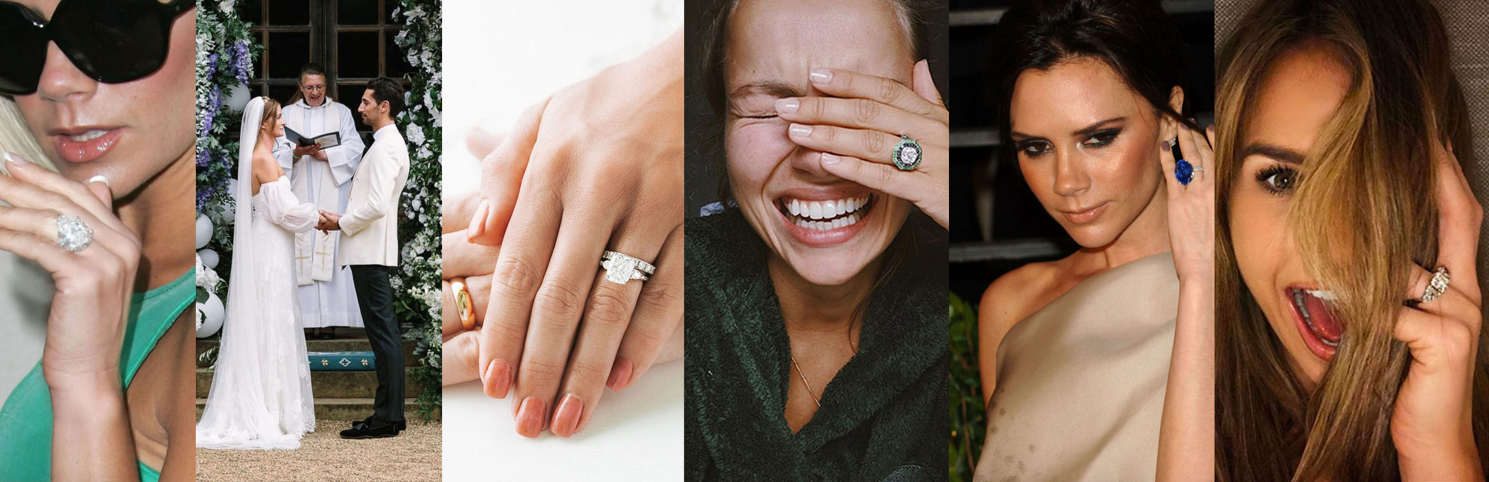 The 14 Most Stunning UK Celebrity Engagement Rings