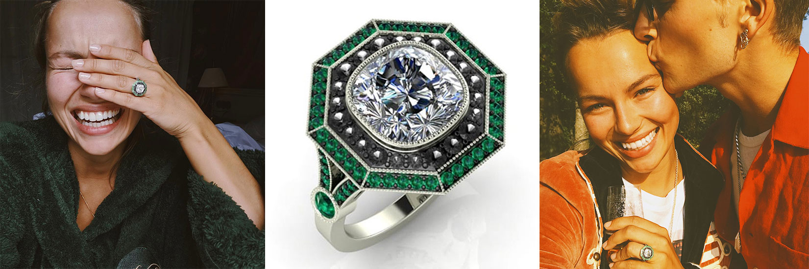 Emma Louise Connolly engagement ring