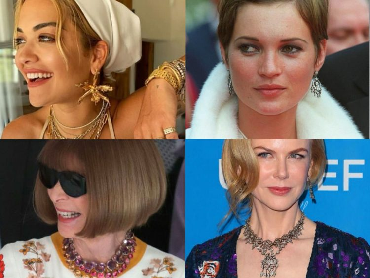 13 Celebrities Who Love Antique and Vintage Jewellery