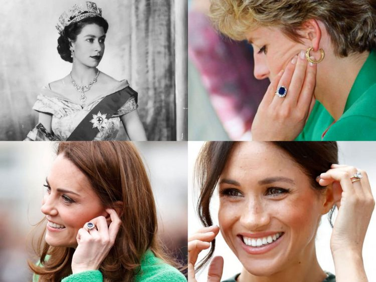 The 14 Most Iconic Royal Engagement Rings