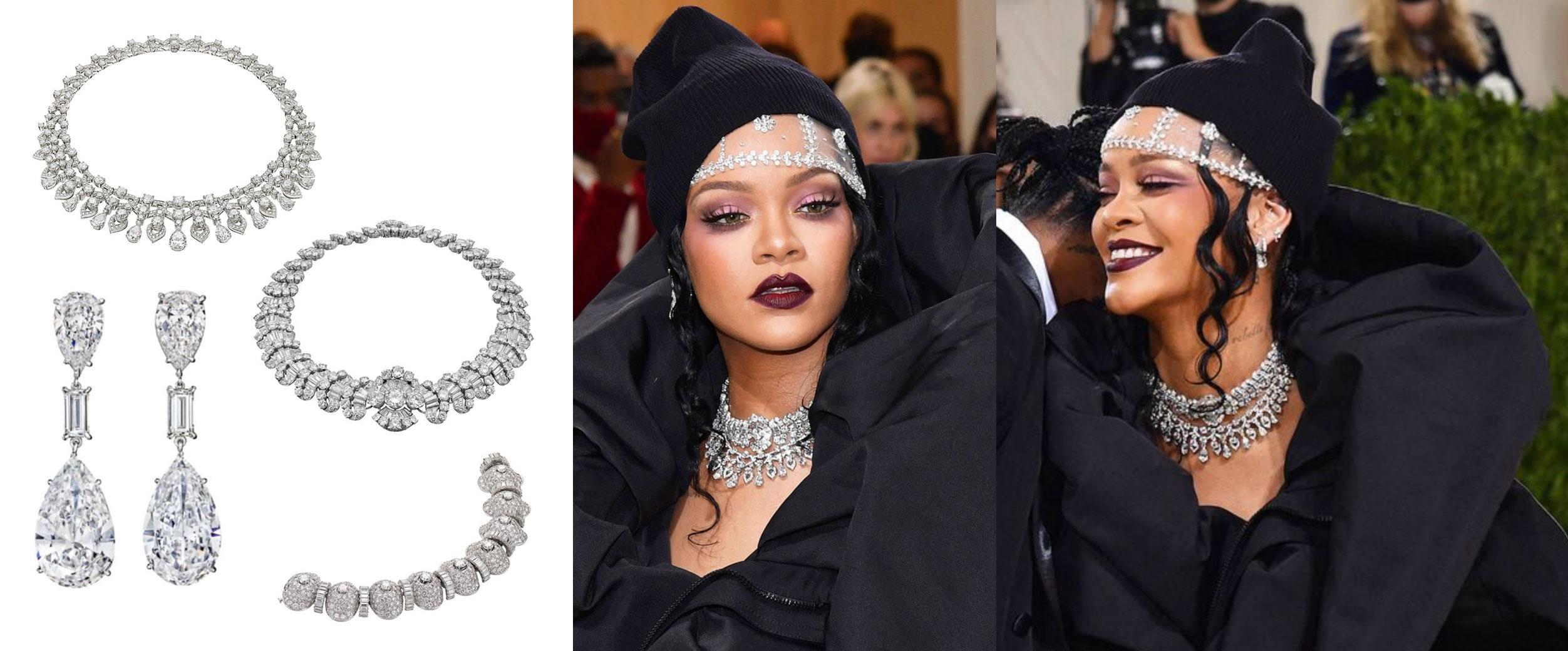 Rihanna jewellery