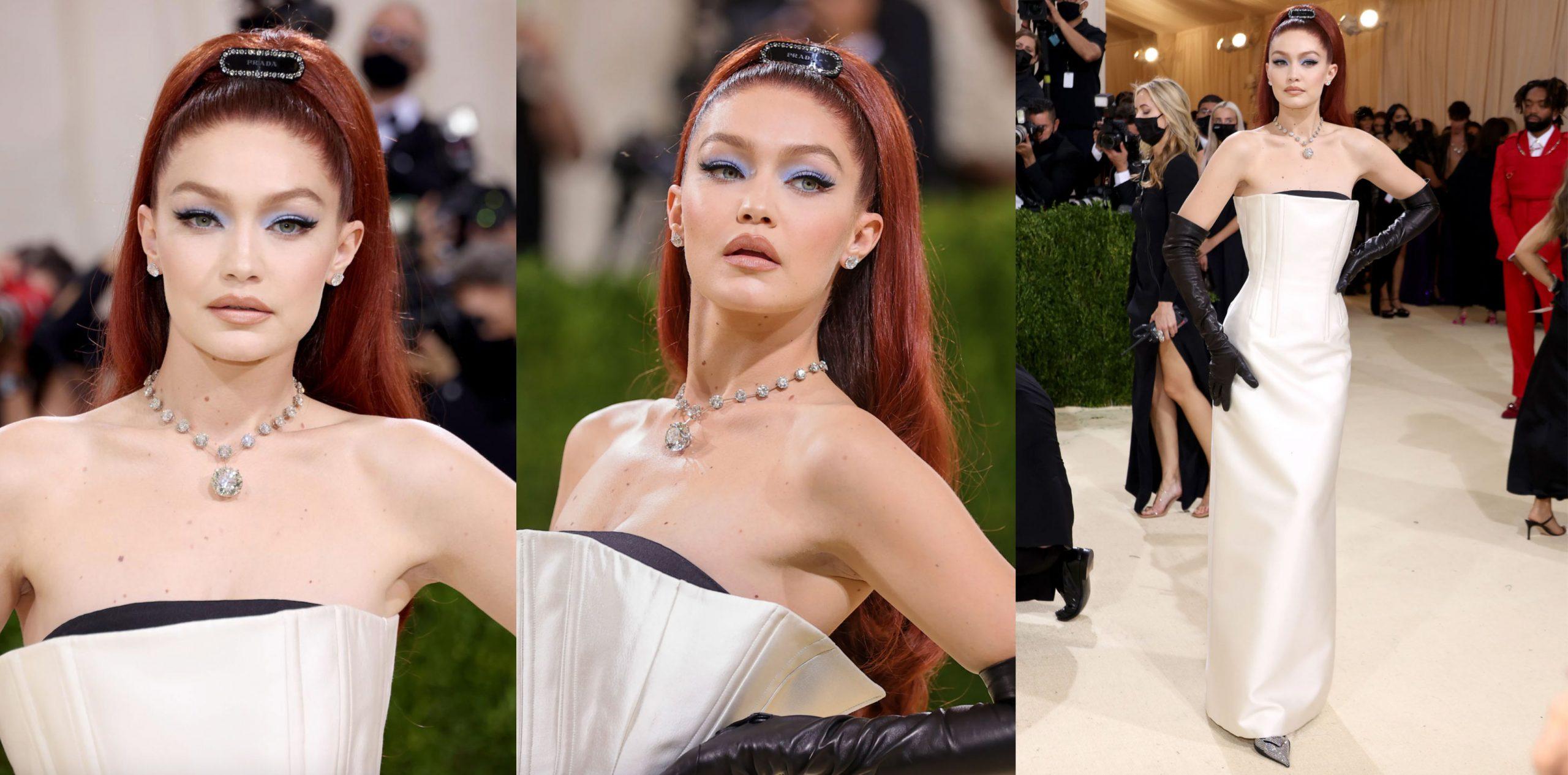 Gigi Hadid jewellery